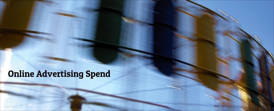 online advertising spend