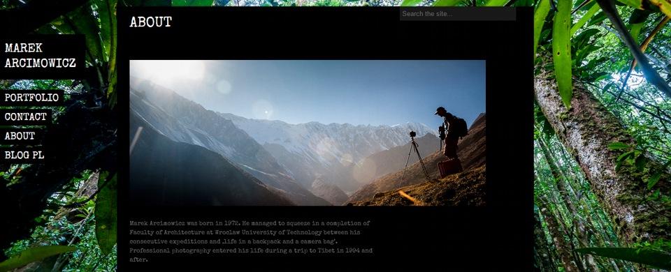 Wordpress photo gallery themes