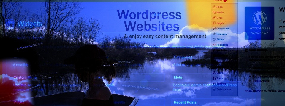 wordpress websites swindon