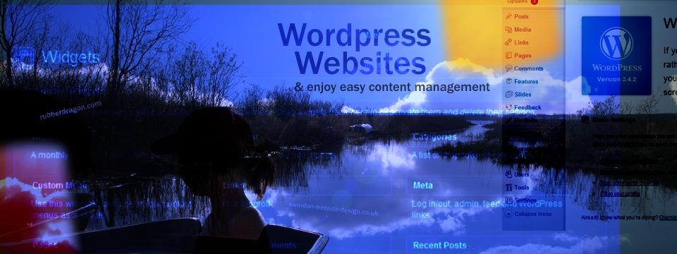 wordpress websites swindon