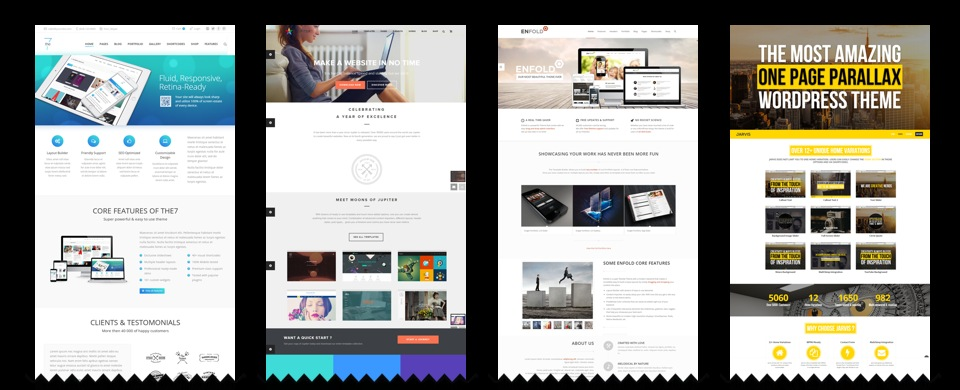 top selling ThemeForest Wordpress Themes 2013